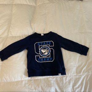 Gap Sweatshirt size 3t